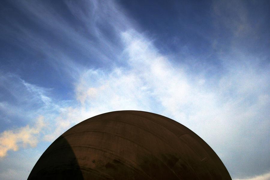 Biogas-Anlage